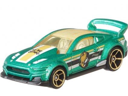 Toys Hot Wheels Marvel SpiderMan Maximum Venom Venomized Groot Custom 15 Ford Mustang