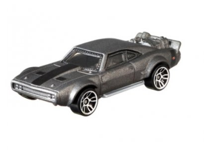 Toys Hot Wheels Fast & Furious The Fate Of The Furious Ice Charger Vehicle