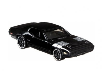 Toys Hot Wheels Fast & Furious The Fate Of The Furious 71 Plymouth GTX Vehicle