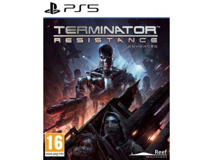 PS5 Terminator Resistance Enhanced