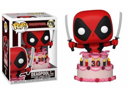 Merch Funko Pop! 776 Deadpool Deadpool in Cake