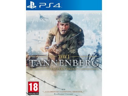 PS4 WWI Tannenberg Eastern Front