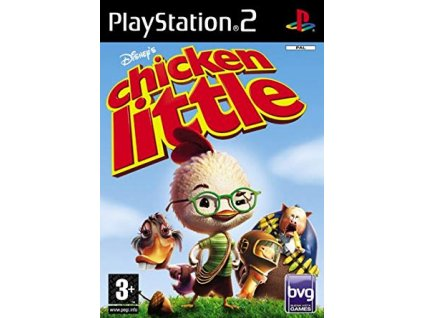 PS2 Chicken Little