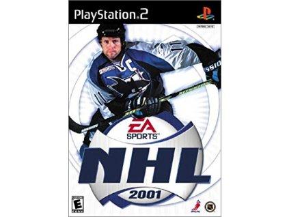 PS2 NHL 2001 CZ