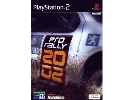 PS2 Pro Rally 2002