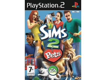 PS2 The Sims 2 Pets