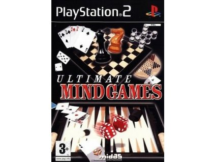 PS2 Ultimate Mind Games