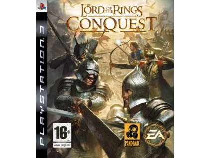 PS3 The Lord of the Rings Conquest