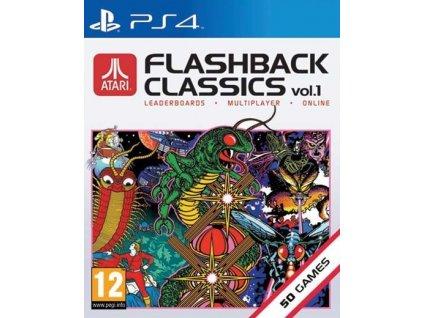 PS4 Atari Flashback Classics vol. 1