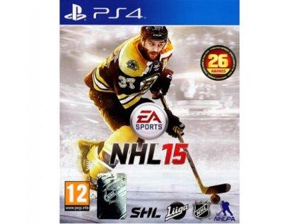 PS4 NHL 15 CZ