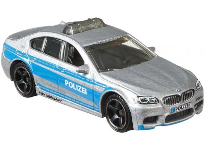 Toys Matchbox Best Of Germany BMW M5 Police Vehicle