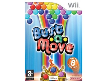 Wii Bust A Move