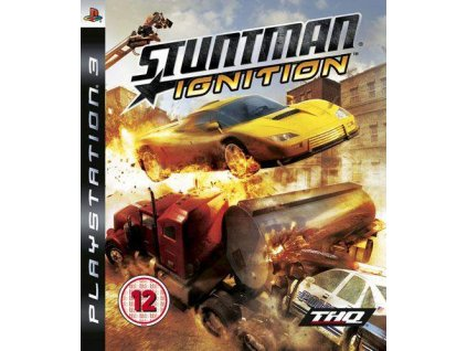 PS3 Stuntman Ignition