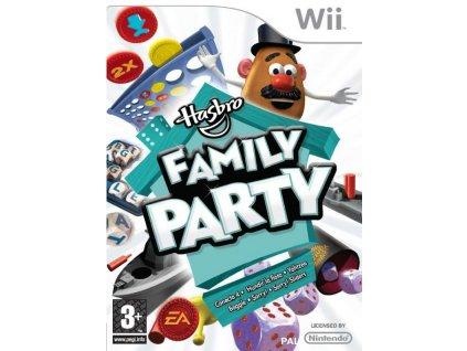 Wii Hasbro Family Game Night