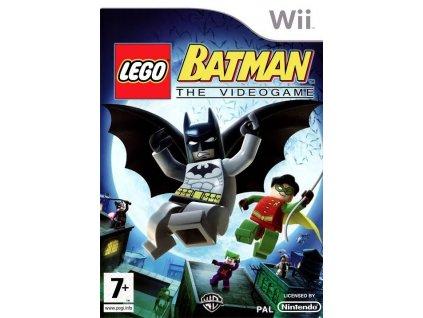 Wii Lego Batman The Video Game