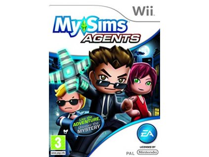 Wii MySims Agents