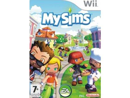 Wii MySims