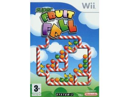 Wii Super Fruit Fall