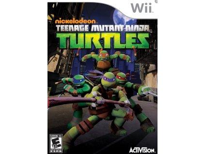 Wii TMNT Teenage Mutant Ninja Turtles