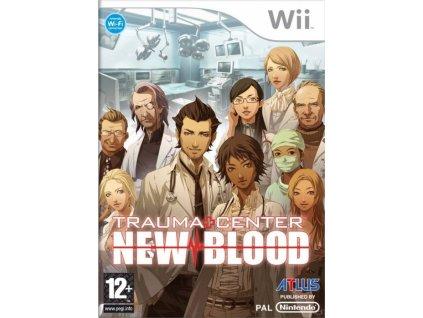 Wii Trauma Center New Blood