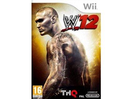 Wii WWE 12