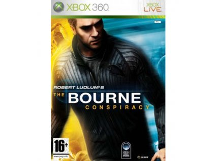 Xbox 360 The Bourne Conspiracy 1