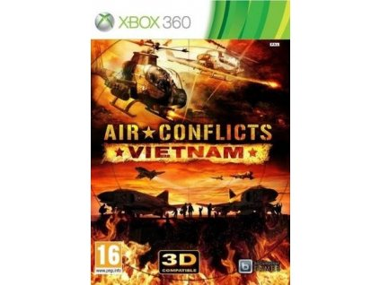 X360 Air Conflicts Vietnam