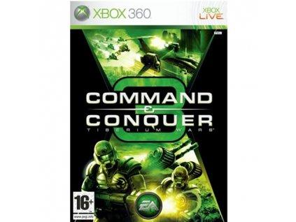 X360 Command & Conquer 3 Tiberium Wars
