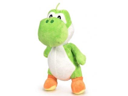 Merch Plyšová hračka Mario Bros Yoshi Green 20 cm