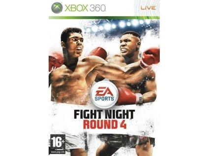 X360 Fight Night Round 4