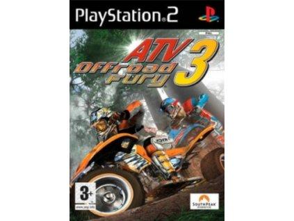 PS2 ATV Offroad Fury 3