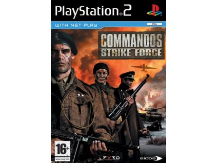 PS2 Commandos Strike Force
