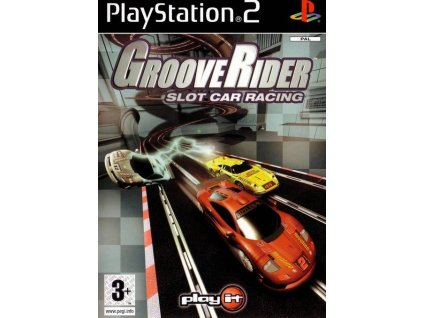 PS2 Grooverider Slot Car Racing