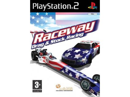 PS2 Raceway Drag and Stock Racing