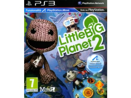 PS3 LittleBigPlanet 2 Extras Edition