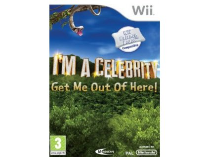 Wii Im A Celebrity Get Me Out of Here!