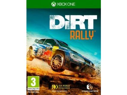 XONE Dirt Rally