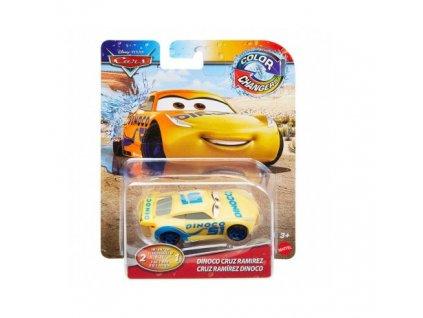 Toys Disney Cars Color Changers Dinoco Cruz Ramirez