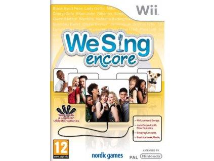 Wii We Sing Encore