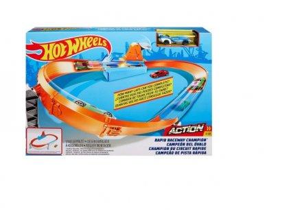 Toys Hot Wheels Action Rapid Raceway Champion