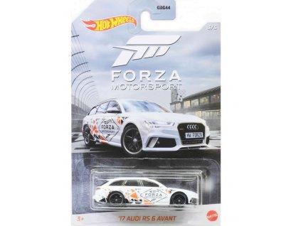 Toys Hot Wheels Forza Motorsport 17 Audi RS 6 Avant Vehicle