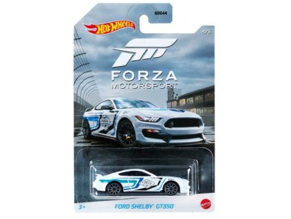 Toys Hot Wheels Forza Motorsport Ford Shelby GT350 Vehicle
