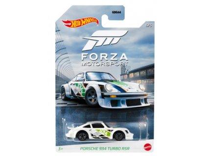 Toys Hot Wheels Forza Motorsport Porche 934 Turbo RSR Vehicle