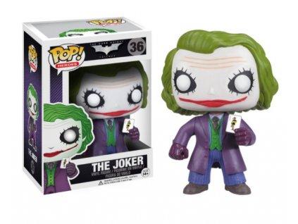 Merch Funko Pop! 36 The Dark Knight Trilogy The Joker