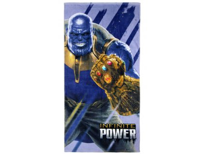 Merch Osuška Avenger Infinity Power