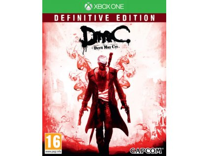 XONE DmC Devil May Cry Definitive Edition