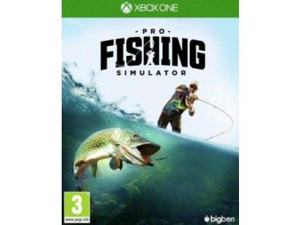 XONE Pro Fishing Simulator