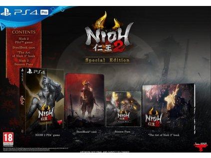 PS4 Nioh 2 Special Edition