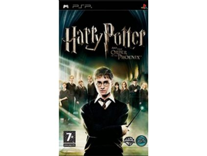 PSP Harry Potter and the Order of the Phoenix