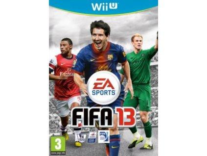 WiiU FIFA 13